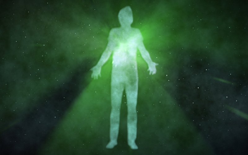 The Unanswered Question frame